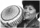 Mary Seymour, Acoma potter