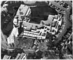 Aerial view of Inn at Loretto, Santa Fe, New Mexico