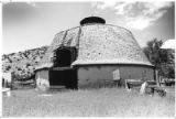Round barn at Ojo Caliente