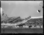 Will Nix roping, Soldier Field, Chicago, Illinois