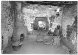 Inside the oldest house in Santa Fe