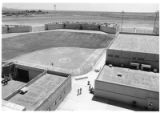 View from the guard tower overlooking South Facility and baseball diamond, Penitentiary of New...
