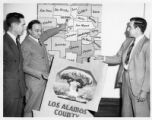 Group proposing the formation of Los Alamos County, New Mexico
