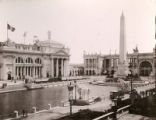 South canal, World's Columbian Exposition, Chicago, Illinois