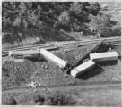 Train derailment in northern New Mexico