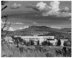 Veteran's Hospital at Fort Bayard, New Mexico