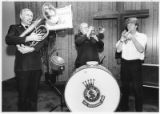 The Salvation Army band, Santa Fe, New Mexico