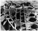 """Tenth Century Apartment House"", Chaco Canyon, New Mexico"