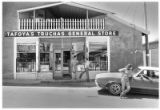 Tafoya's General Store, Truchas, New Mexico