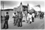 Procession at San Jose de Gracia Church, Las Trampas, New Mexico