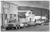Main Street of Mora, new Mexico