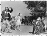 Los Matachines perfrom at El Rancho de las Golondrinas, Santa Fe, New Mexico
