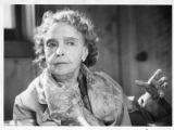 Lillian Gish, Hollywood actress, is honored at Santa Fe Film Festival
