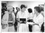 Sister Shirley LeBlanc, director of St. Elizabeth Shelter, receives award for her work