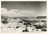 Ruins of Fort Craig, New Mexico