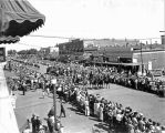 Parade in Roswell, New Mexico