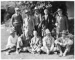 Group portrait of Taos Society of Artists