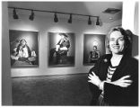 Connie Axton of Ventana Gallery, Santa Fe, New Mexico