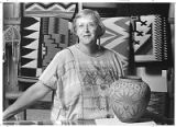 Liz Buchanan, Palace of the Governors shop buyer, Santa Fe, New Mexico