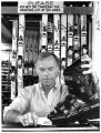 Harvey Chalker, owner of Alpine Sports, Santa Fe, New Mexico