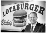 Blake Chanslor, founder and owner of Blake's Lotaburger, Santa Fe, New Mexico