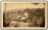 Unidentified mill, probably near Silver City, New Mexico