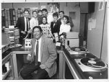 Former mayor George Gonzales and his family launch KSWV Radio, Santa Fe, New Mexico