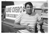 Luke Otero, lobbyist and political candidate