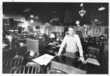 Clem Streck in his antique furniture and consignment store at 350 W. Manhatten Avenue