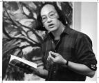 Arthur Sze, first poet laureate of Santa Fe