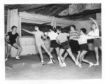 Dance class at Cimarroncita Ranch Camp