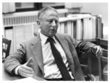 Louis Rosen, Director of Los Alamos Neutron Science Center, at Los Alamos Scientific Laboratories...