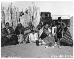 Group of Navajo people