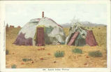 """Apache Indian Wickiup"""