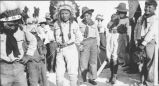 """Apache youngsters are boy Scouts, Apache Neighbors"""
