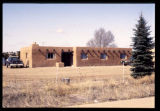 Federal Program House, Tesuque Pueblo