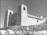 Mission Santa Maria, McCarty Village, Acoma Pueblo, New Mexico