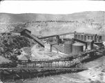 Conveyors at Dawson Mine, New Mexico