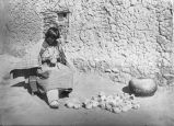 """The Potter"" San Ildefonso Pueblo, New Mexico"