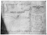 Plat of the Pueblo of Laguna, New Mexico