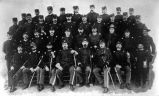 Officers of the 1st Territorial Volunteer Infantry, New Mexico