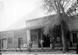 Keller and Miller General Store, mining area of Hillsboro or Lake Valley, New Mexico