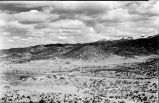 View from Atalaya Hill, Santa Fe, New Mexico