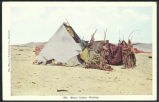 """Moqui Indian Wickiup"""