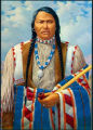 """Chief Ouray of the Utes"""