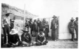Navajo Indians near Gallup, New Mexico