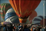 Albuquerque International Balloon Fiesta, the world's largest, Albuquerque, New Mexico