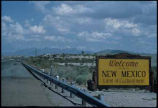 Welcome to New Mexico, Land of Enchantment