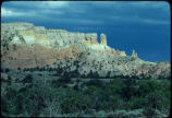 Cliffs near Abiquiu, New Mexico