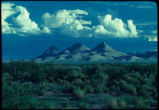 Tres Hermanas Mountains (Three Sisters), Southwestern New Mexico